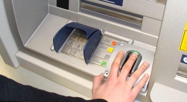Las tarjetas bancarias tecnología de identificación de patrón venoso del pulgar